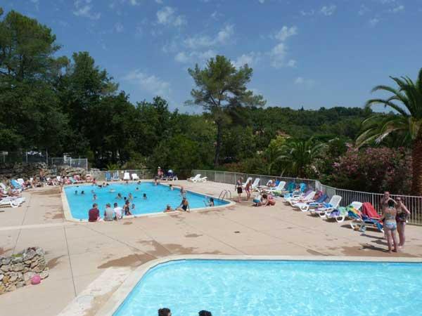 Camping Oree d'Azur